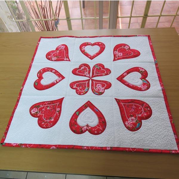 Heart Quilt Blocks -4