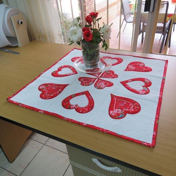 Heart Quilt Blocks -5