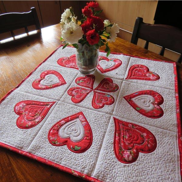 Heart Quilt Blocks -6