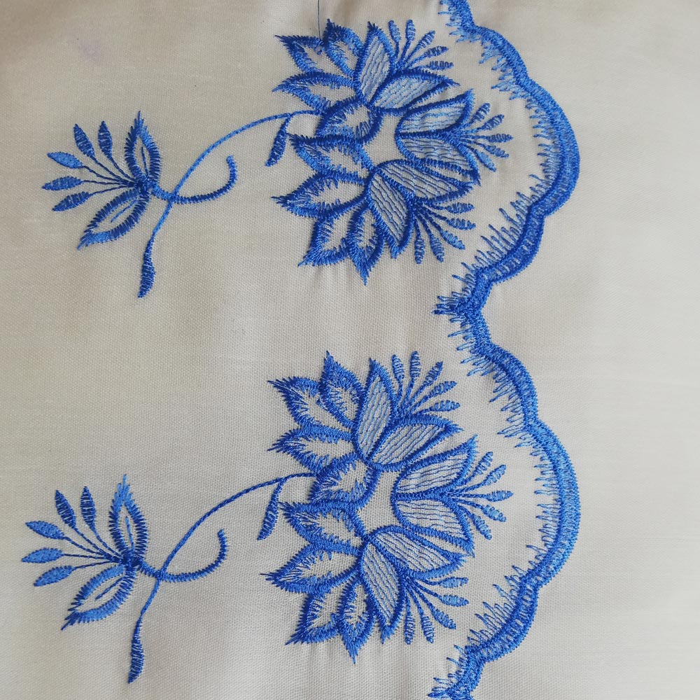 Bold and Beautiful Flower Border-6