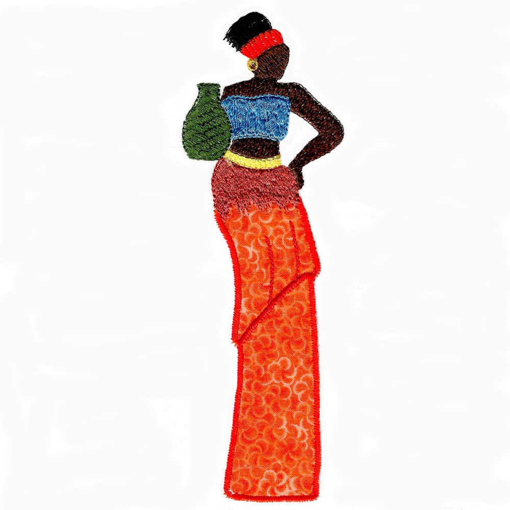 African Ladies Set-3
