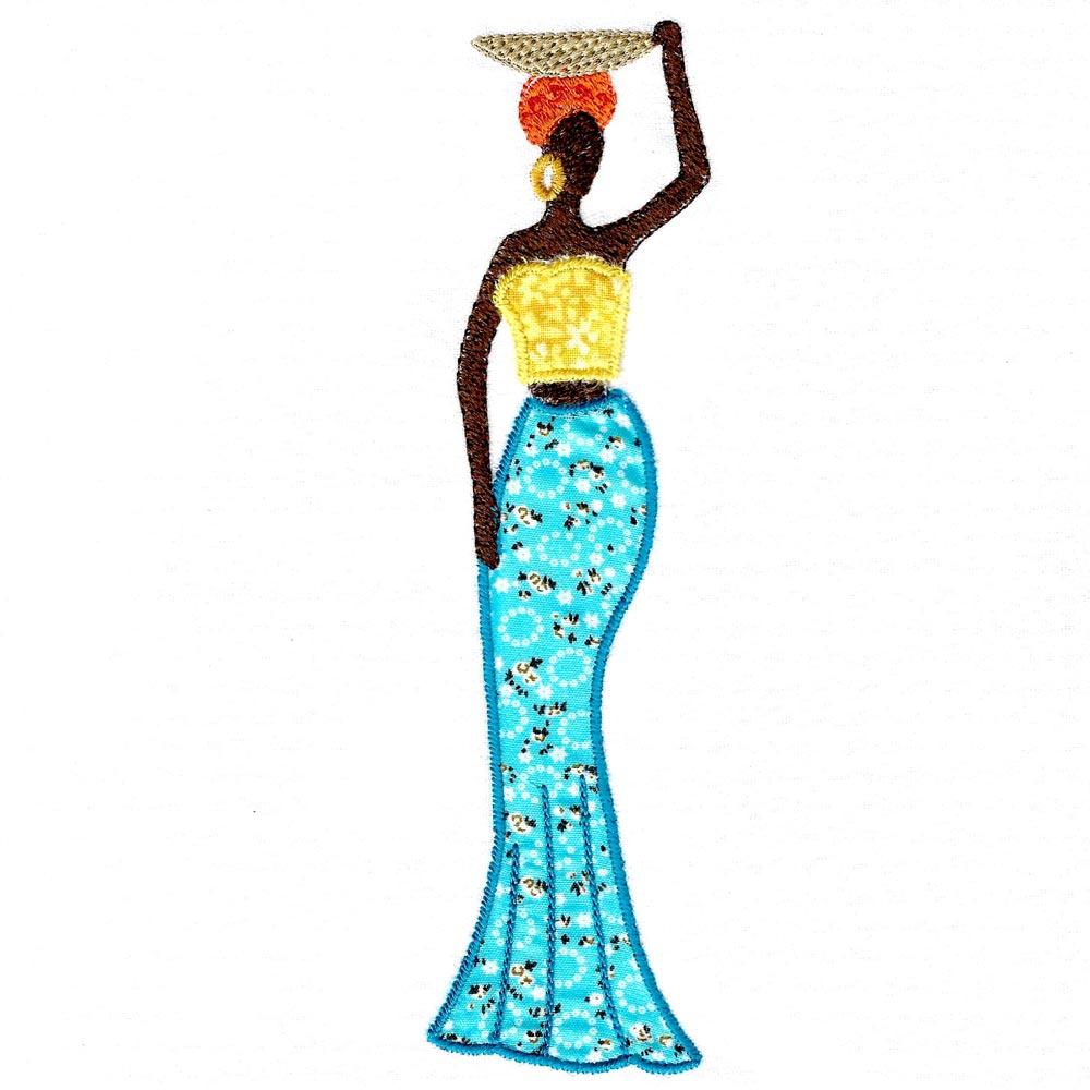African Ladies Set-4