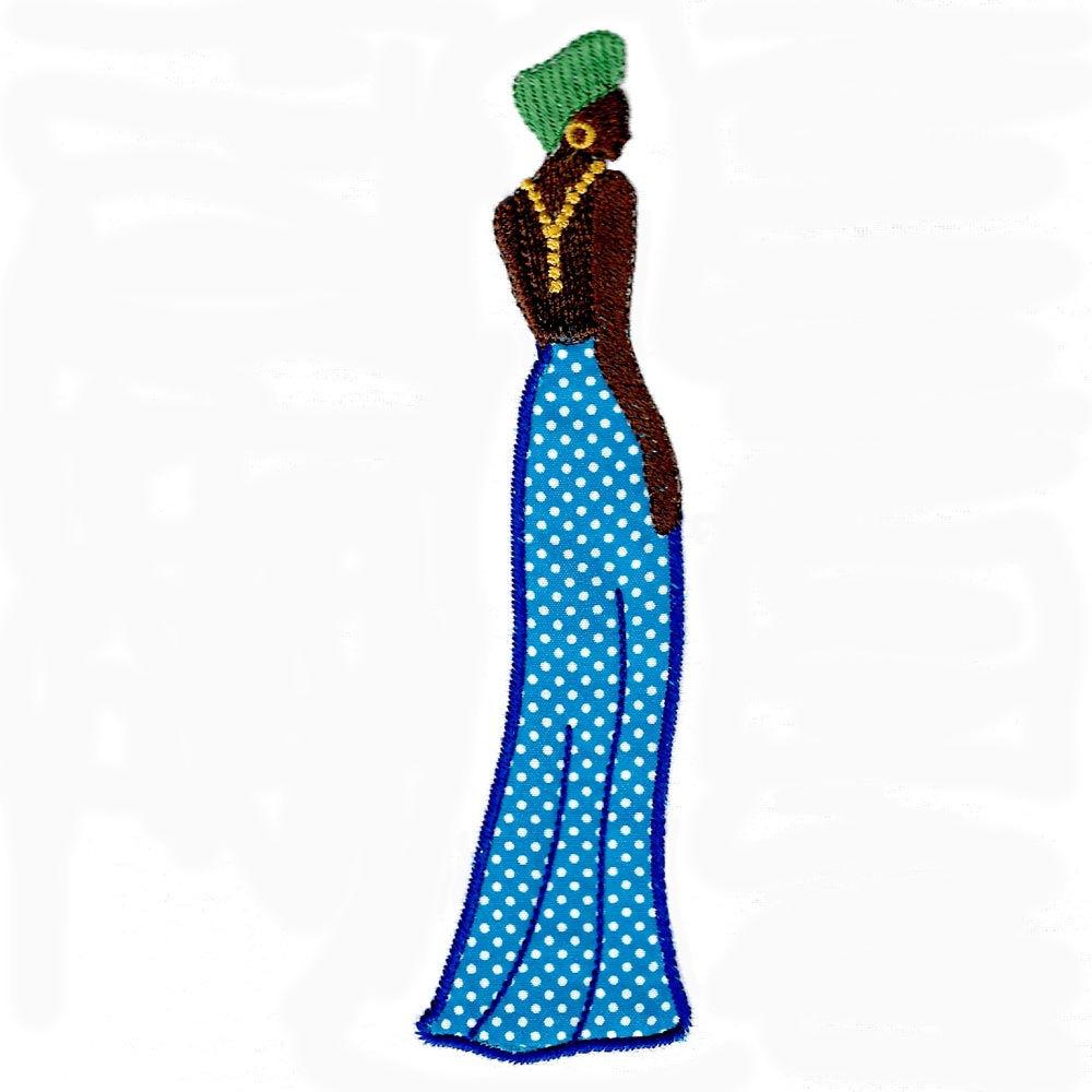 African Ladies Set-6