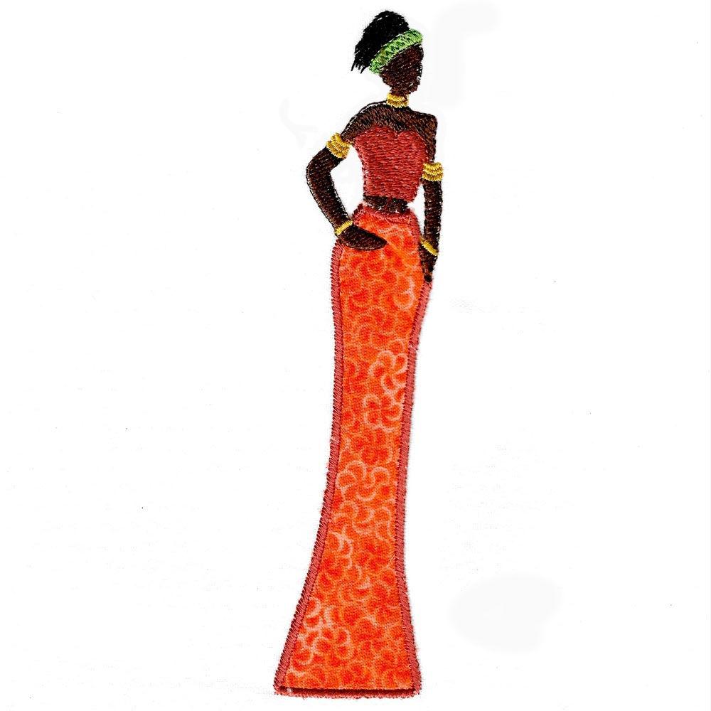 African Ladies Set-7
