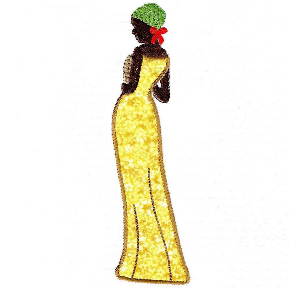 African Ladies Set-9
