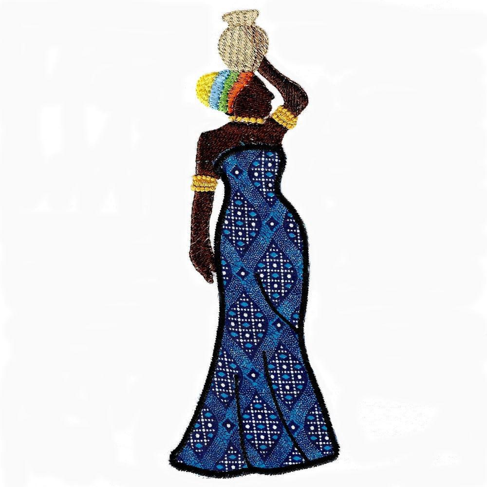 African Ladies Set-10
