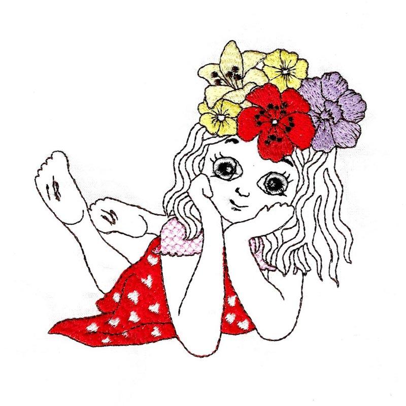 Flower Girls-3