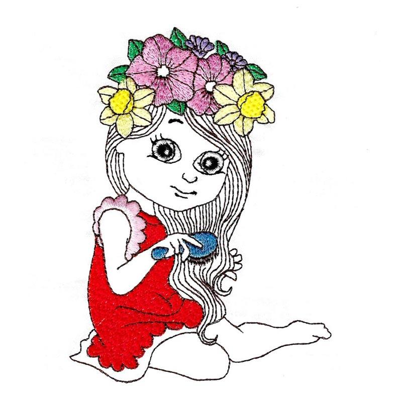 Flower Girls-4