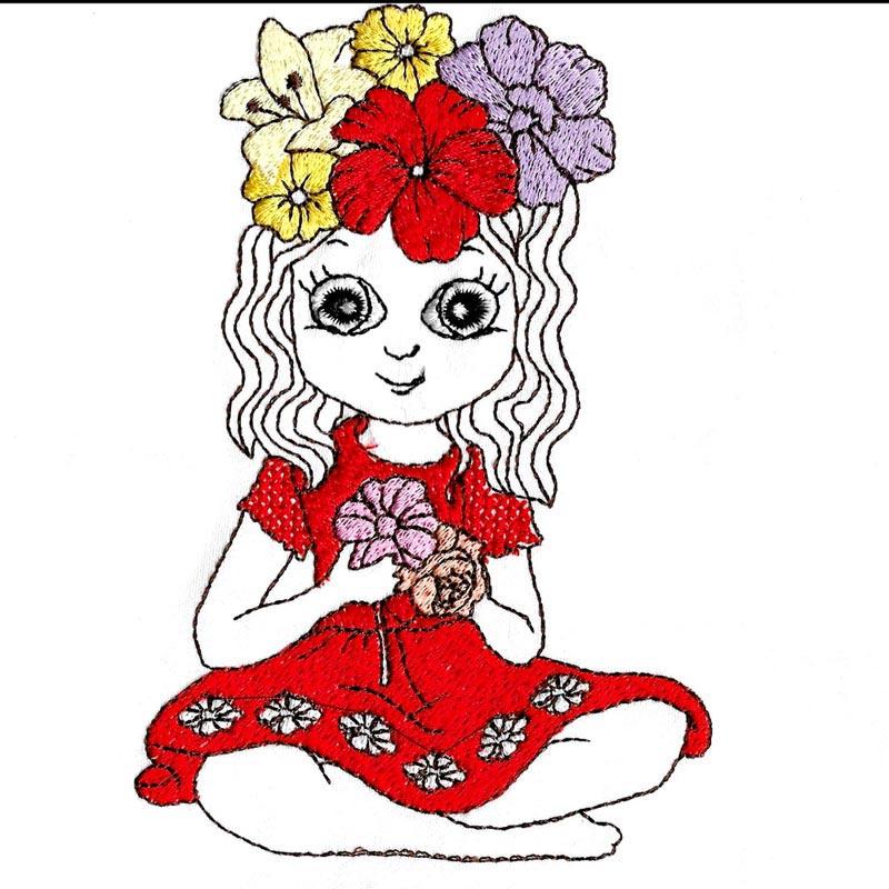Flower Girls-5