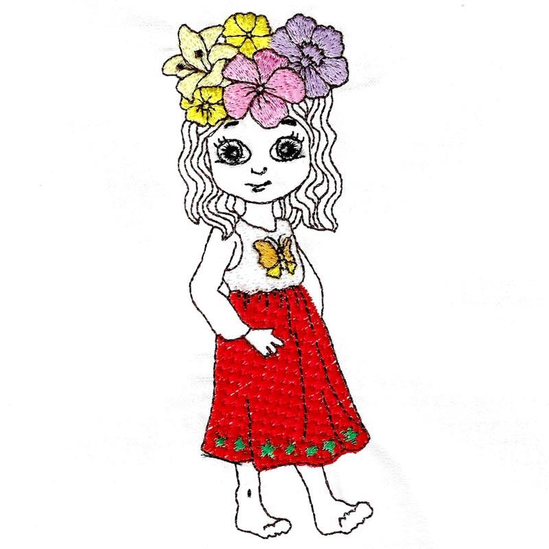 Flower Girls-9