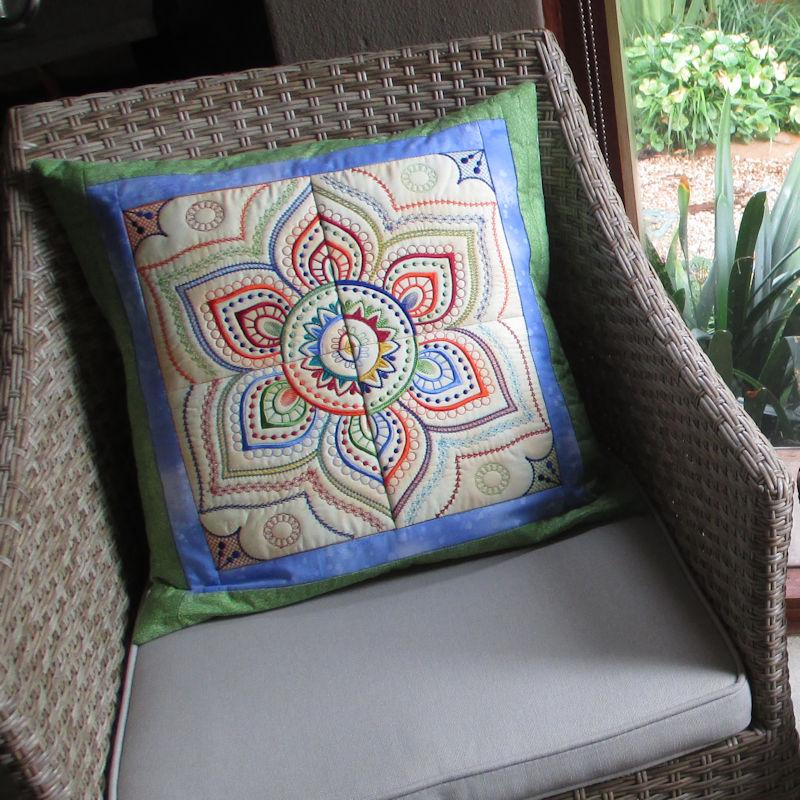 Mandala Quilt Blocks3-3