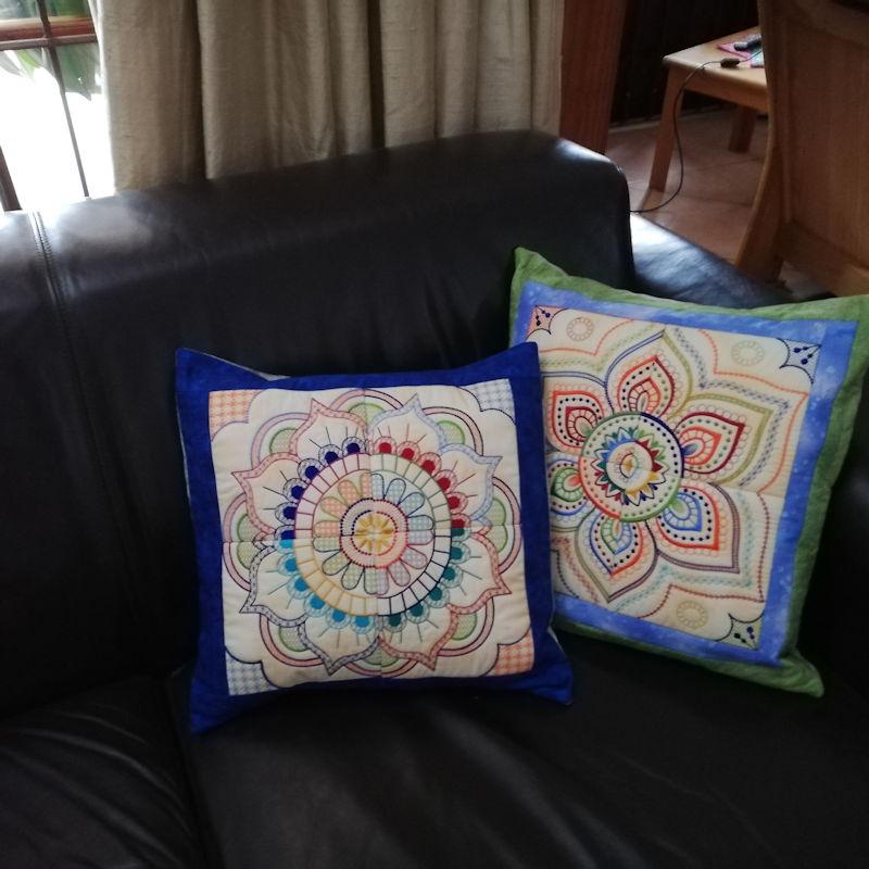 Mandala Quilt Blocks3-4