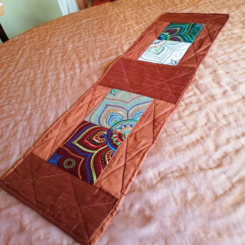 Mandala Quilt Blocks3-9