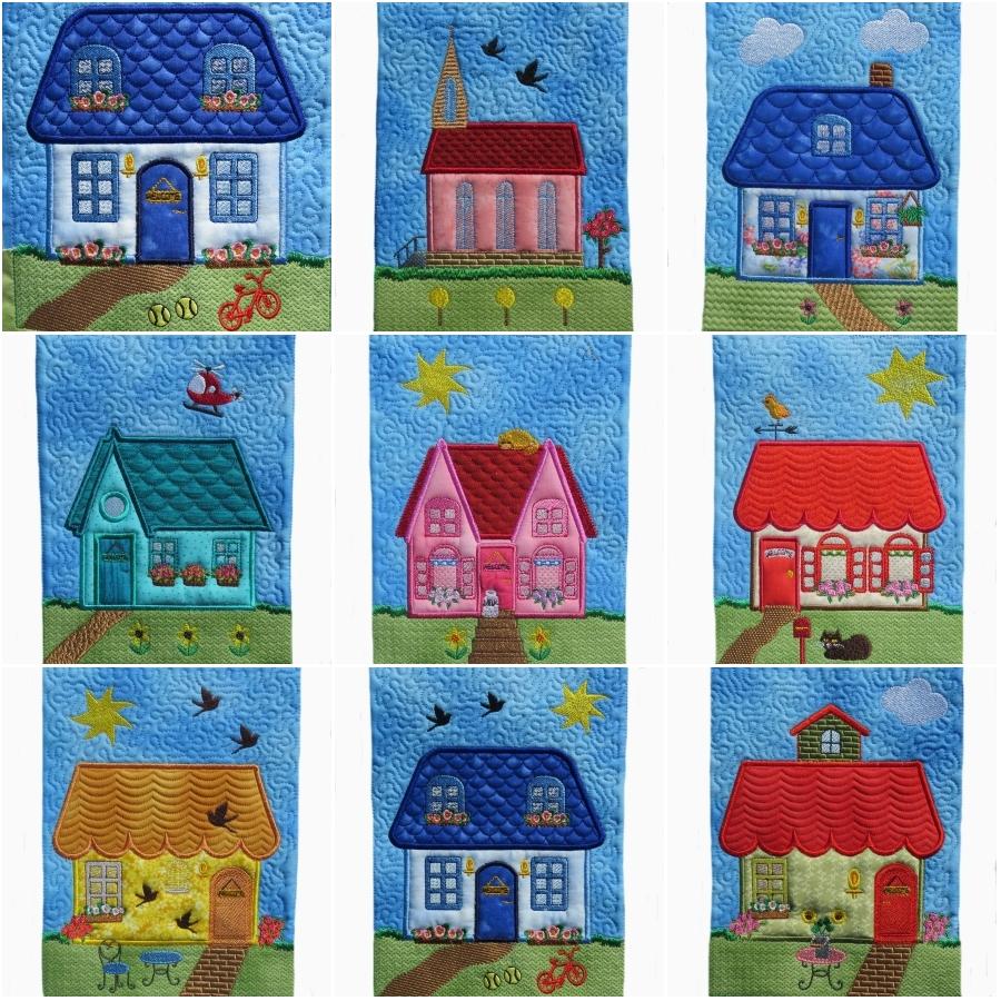 My Dream Houses Set