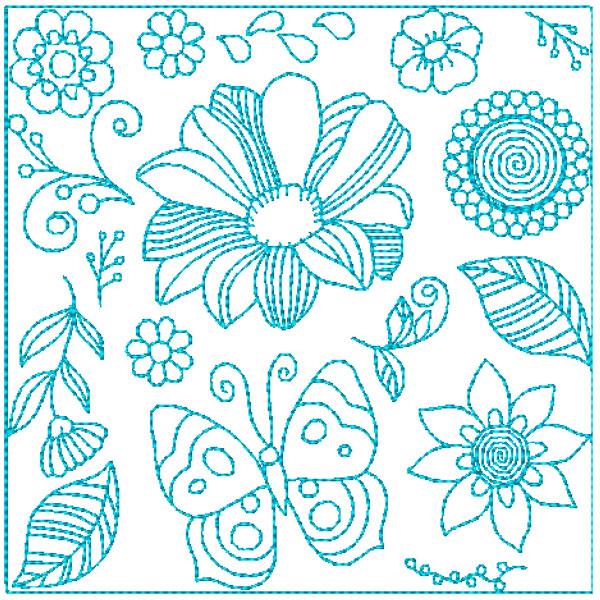Butterfly Blocks-3
