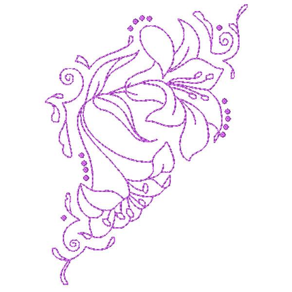 Decorative Lillies-9