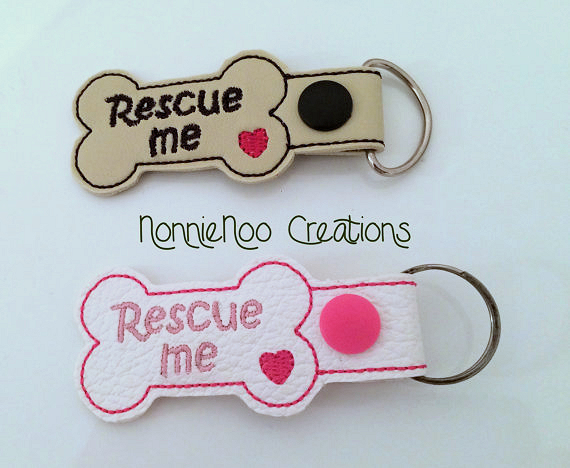 NNC ITH Rescue Me Key Ring