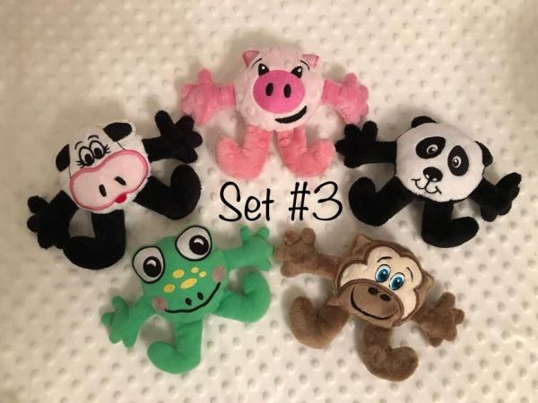NNC ITH Set 3 of 5 Fun Peeps