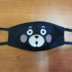 ITH Bear Face Mask