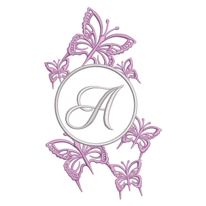Flying Alphabet Letter A