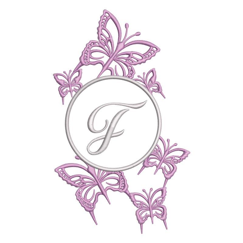 Flying Alphabet Letter F