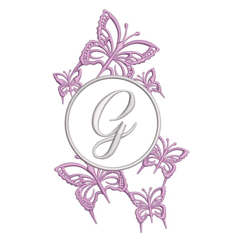 Flying Alphabet Letter G