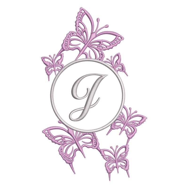 Flying Alphabet Letter J