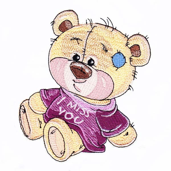 Cuddly Teddy Bears Set 1