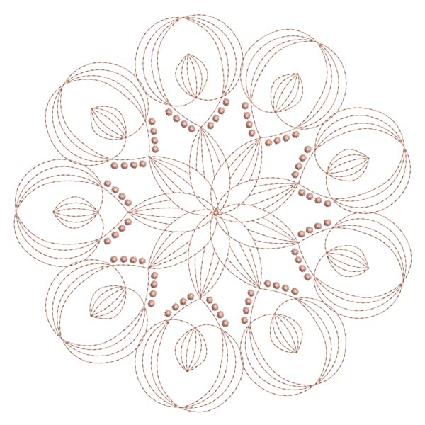 Simple Mandala Blocks Set 1 & 2-17