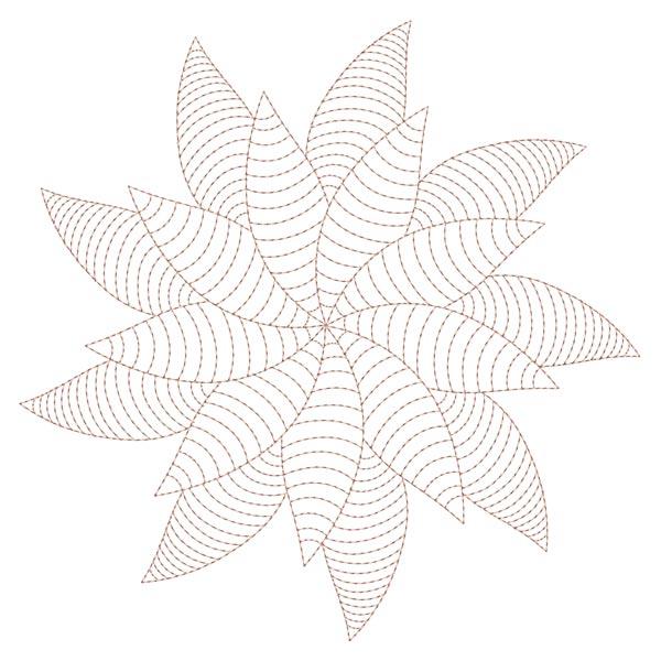 Simple Mandala Blocks Set 1 & 2-18