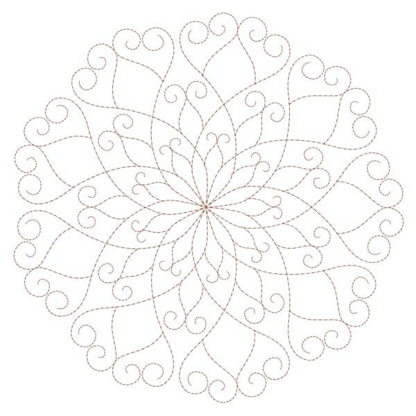 Simple Mandala Blocks Set 1 & 2-19