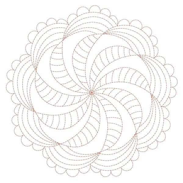 Simple Mandala Blocks Set 1 & 2-20