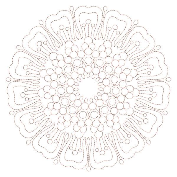 Simple Mandala Blocks Set 1 & 2-22
