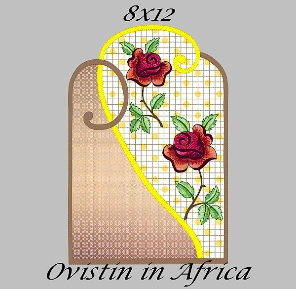 Placemats in Applique.-3