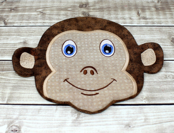 Monkey Snack Mat-3