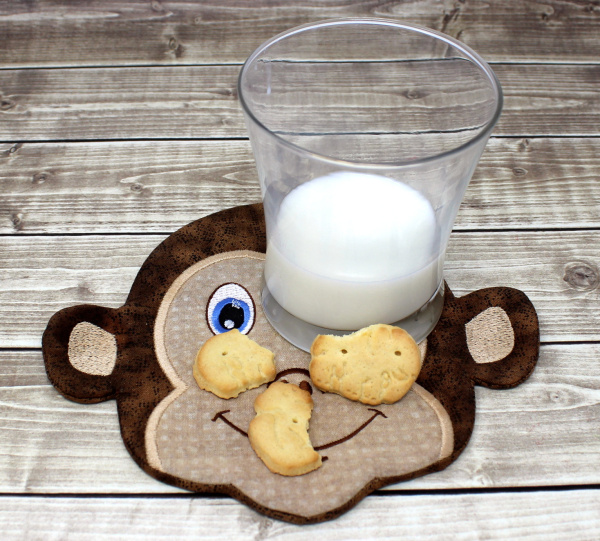 Monkey Snack Mat-4