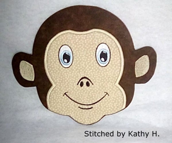 Monkey Snack Mat-7