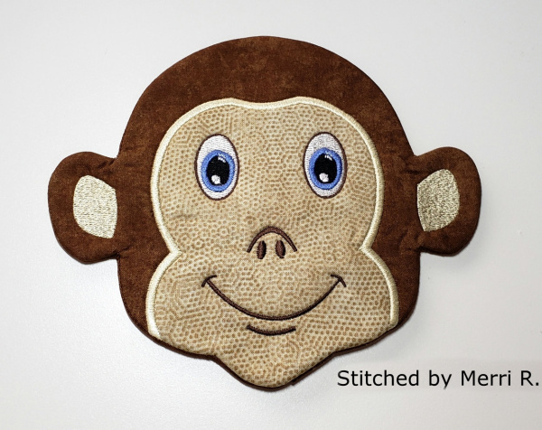 Monkey Snack Mat-8