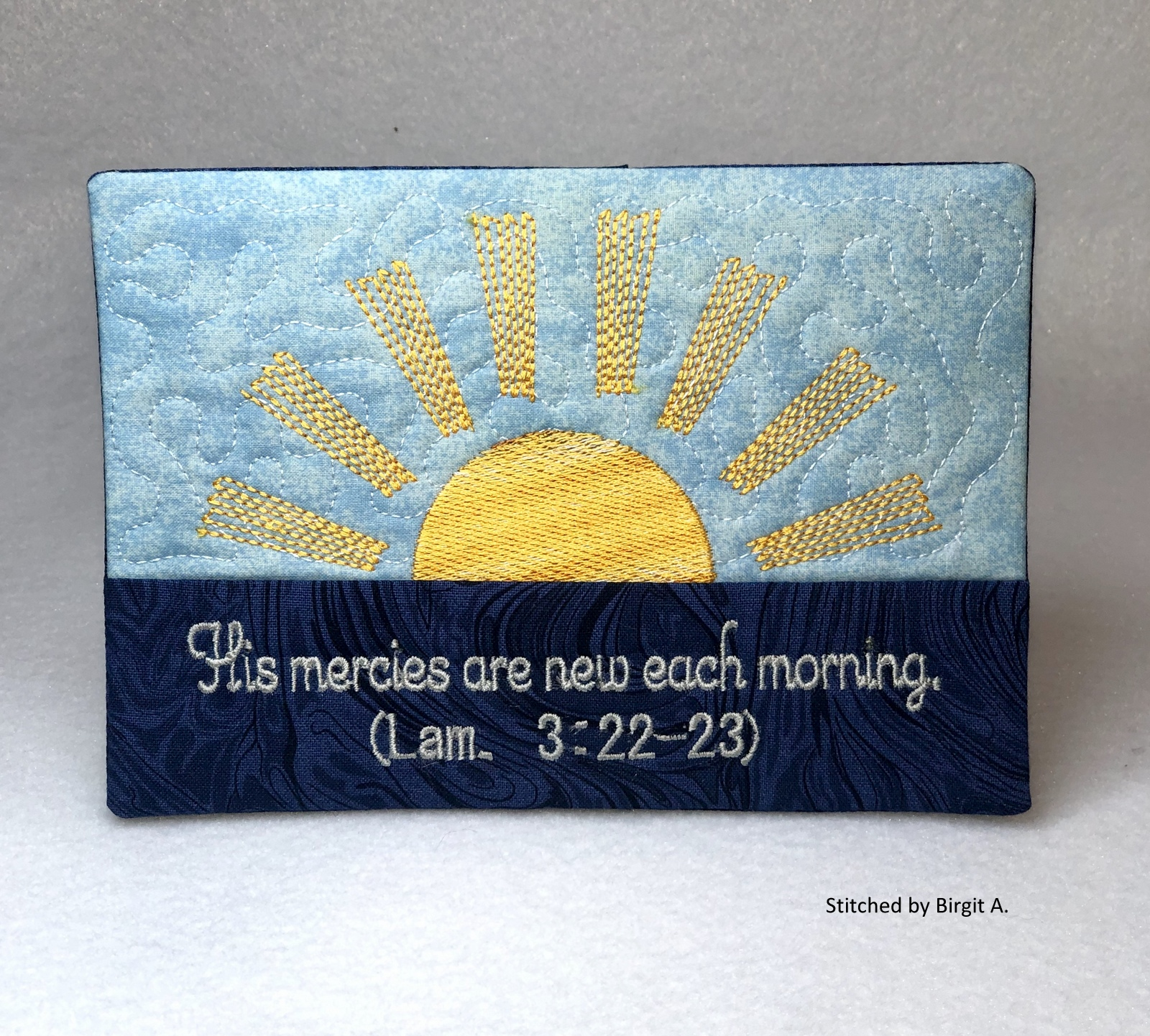 His Mercies MR
