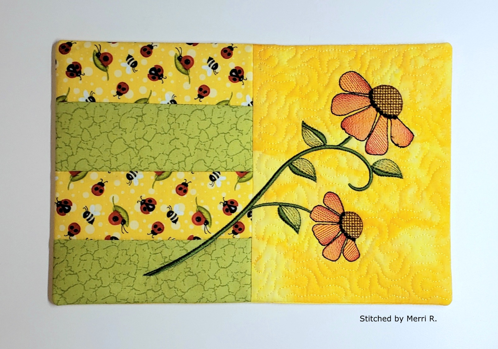 Daisy Mini Placemat-9