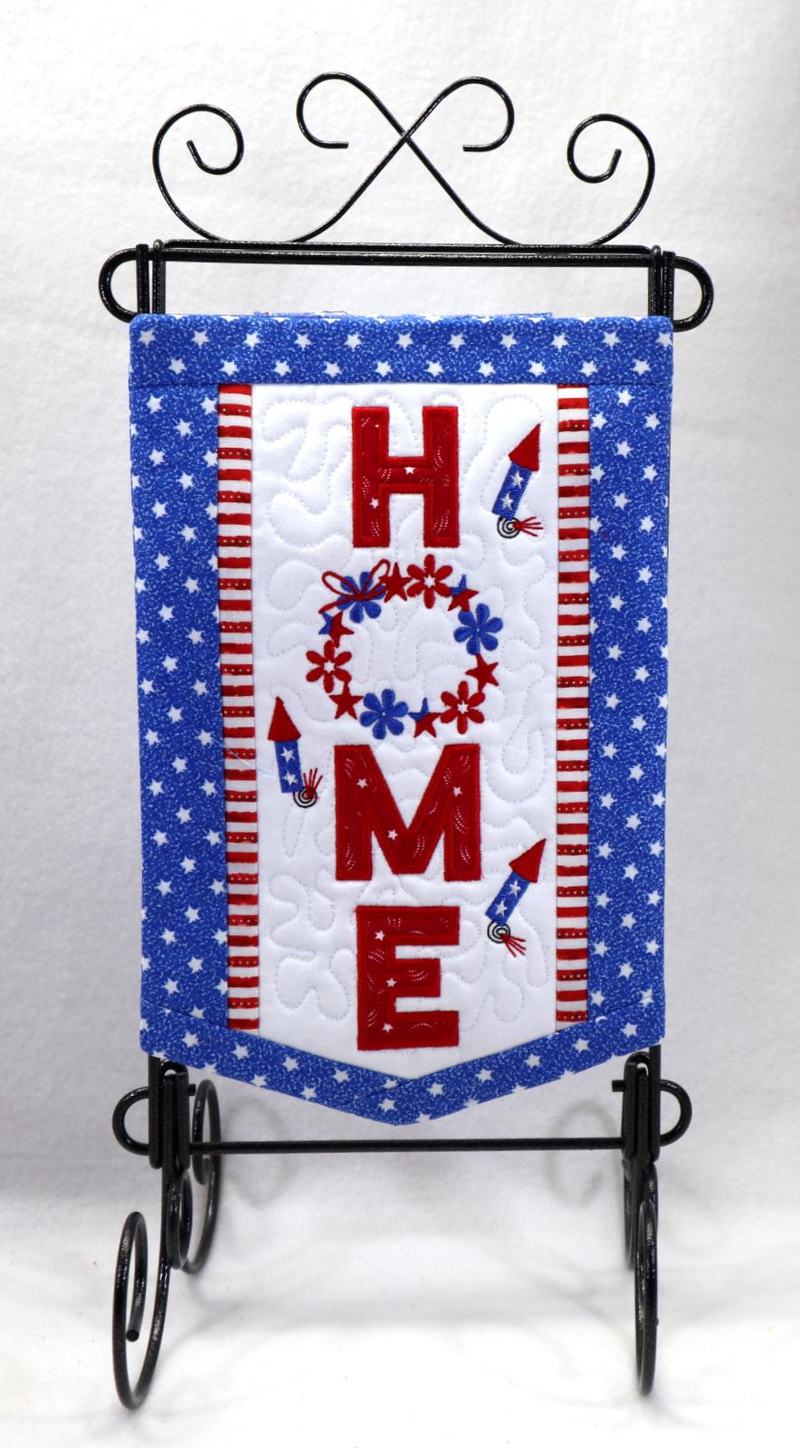 Patriotic Home Banner-3
