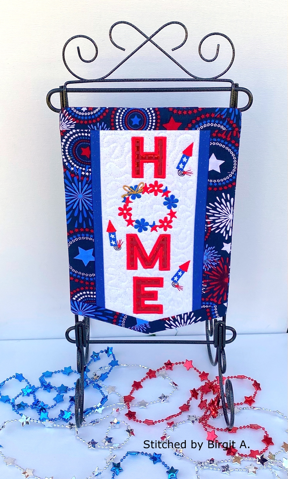 Patriotic Home Banner-4