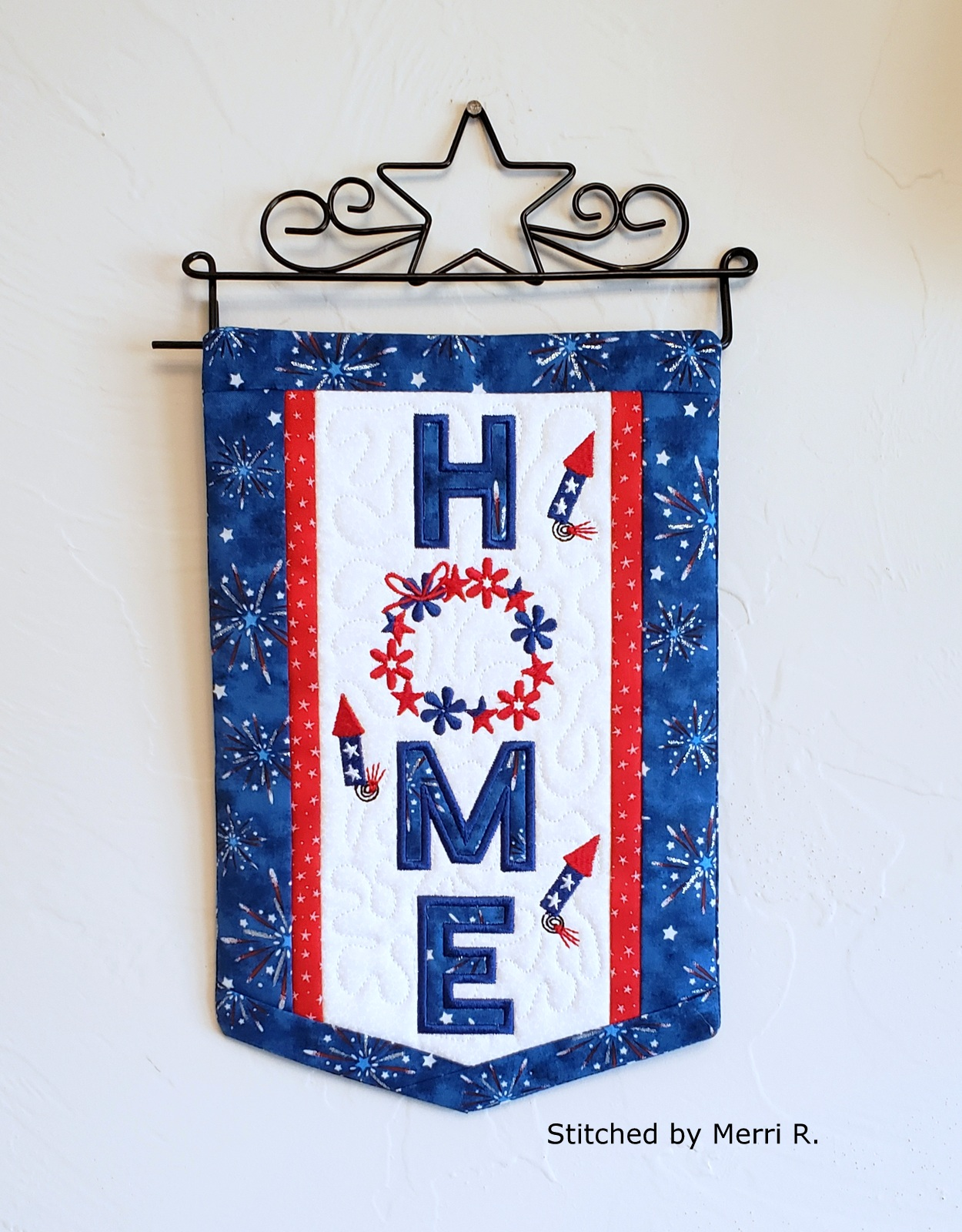 Patriotic Home Banner-5