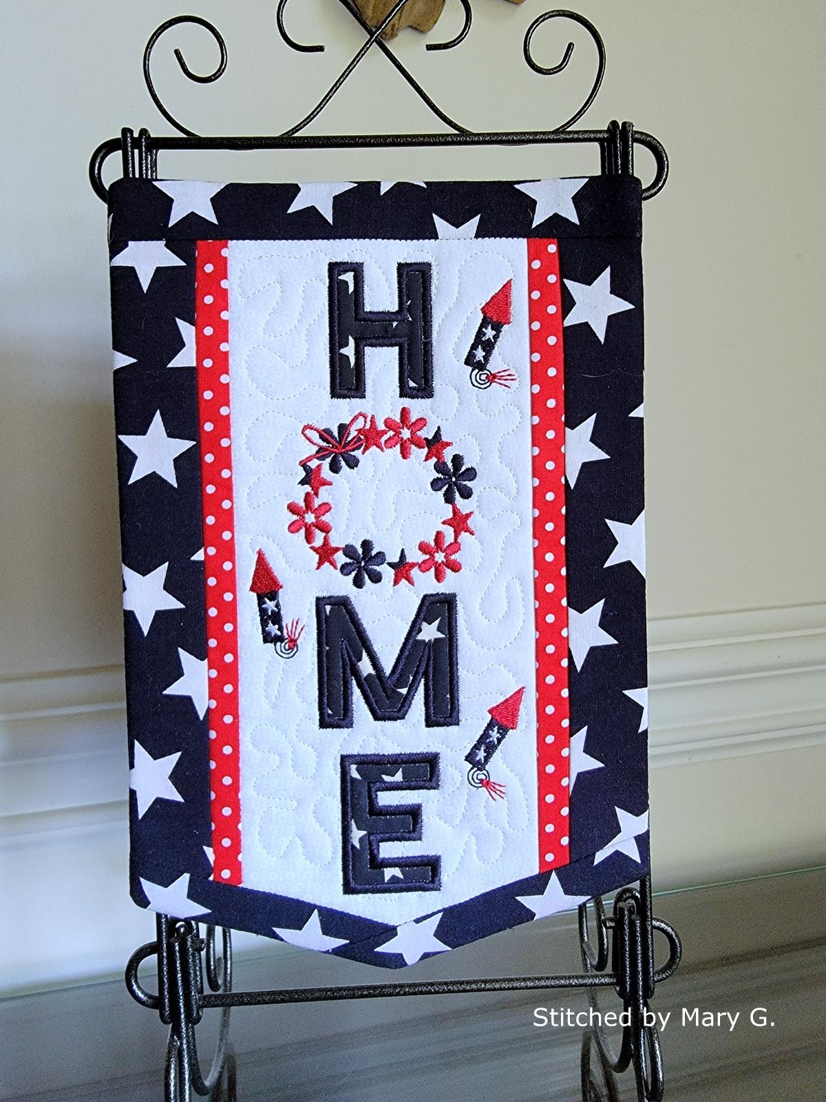 Patriotic Home Banner-7