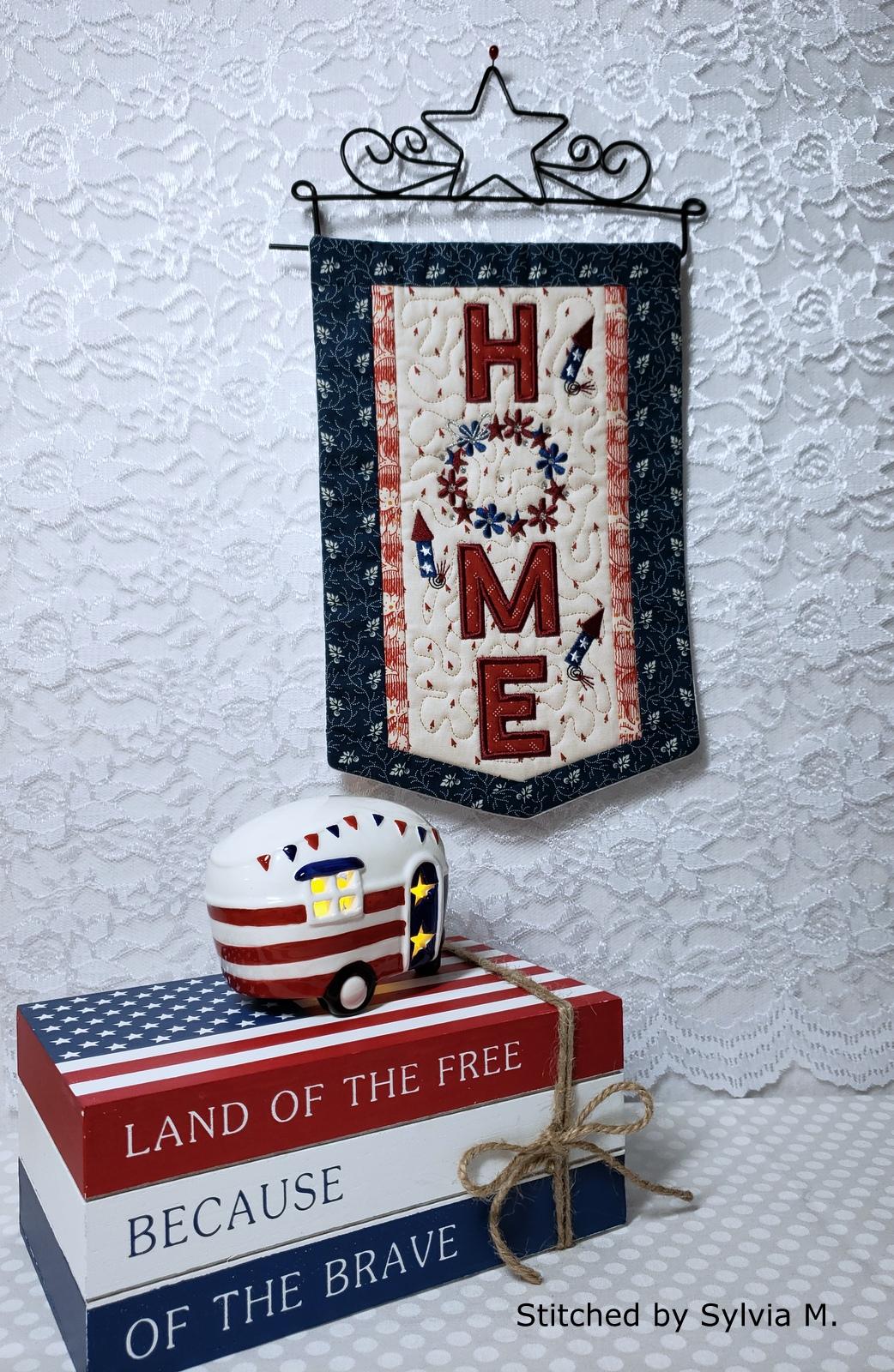 Patriotic Home Banner-8