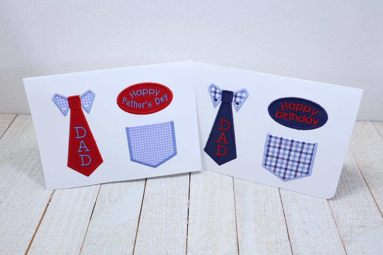 Tie Greeting Cards-3