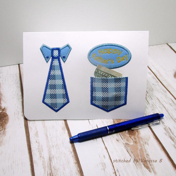 Tie Greeting Cards-5