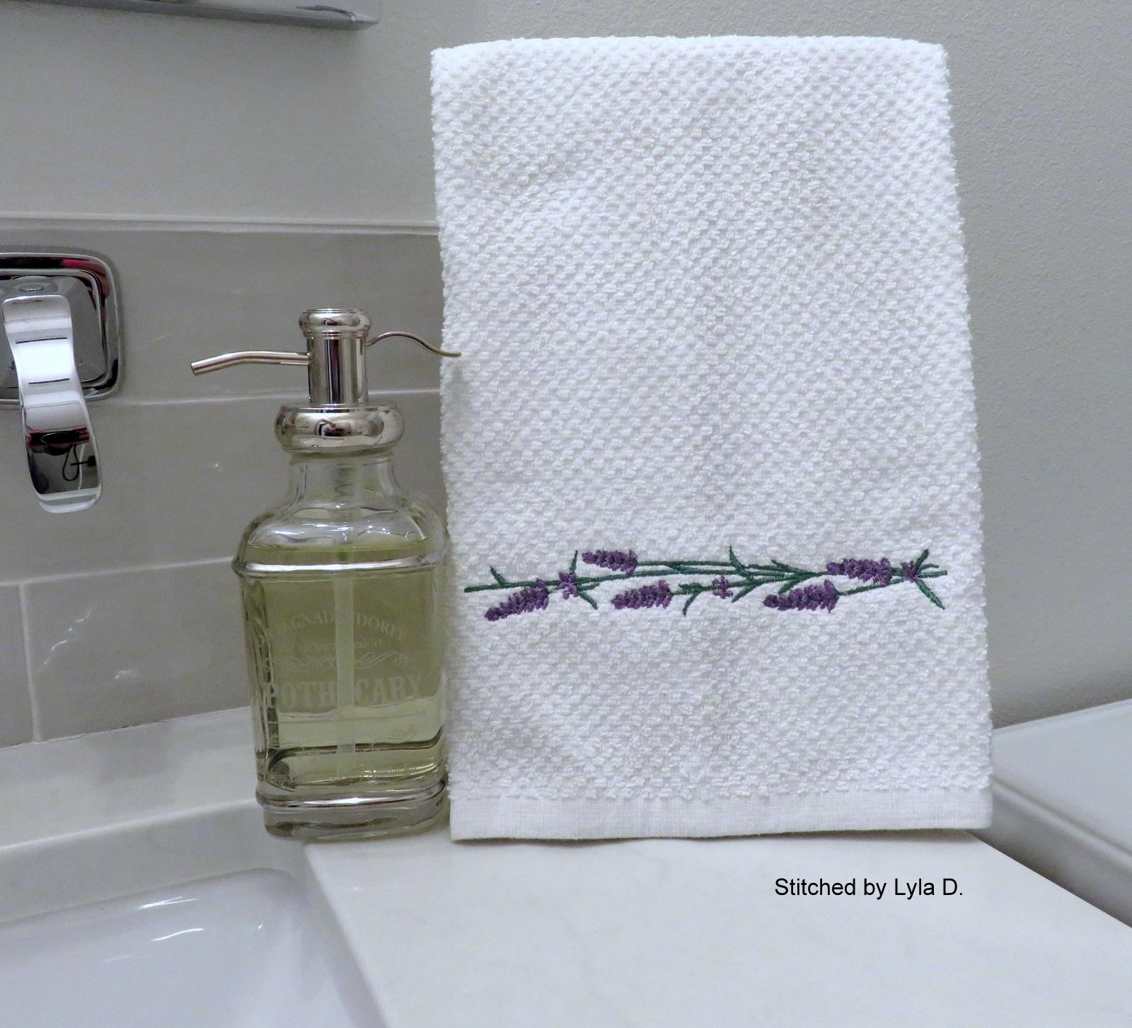 Lavender Border-3