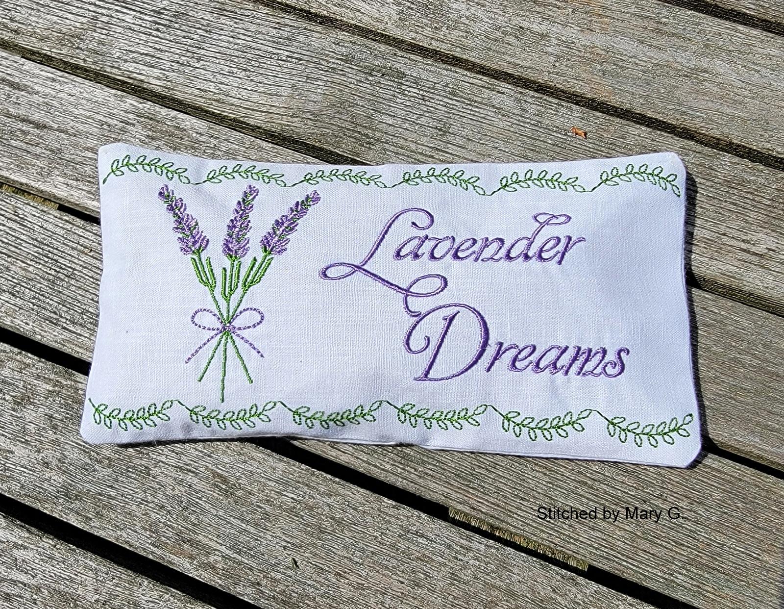 Lavender Dreams Sachet-7
