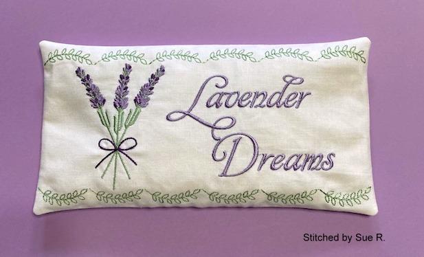 Lavender Dreams Sachet-8